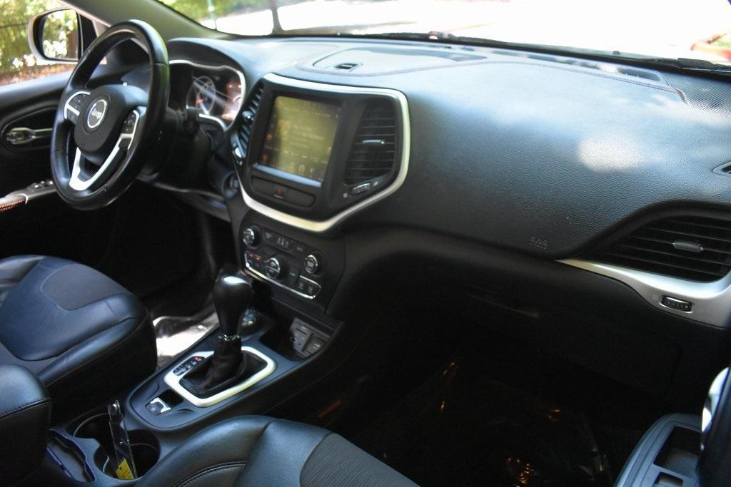Used 2015 Jeep Cherokee Trailhawk | Sandy Springs, GA