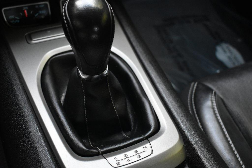 Used 2014 Chevrolet Camaro SS | Sandy Springs, GA