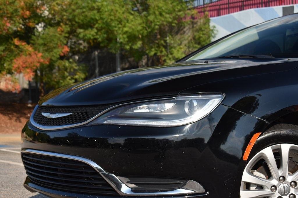Used 2015 Chrysler 200 Limited | Sandy Springs, GA