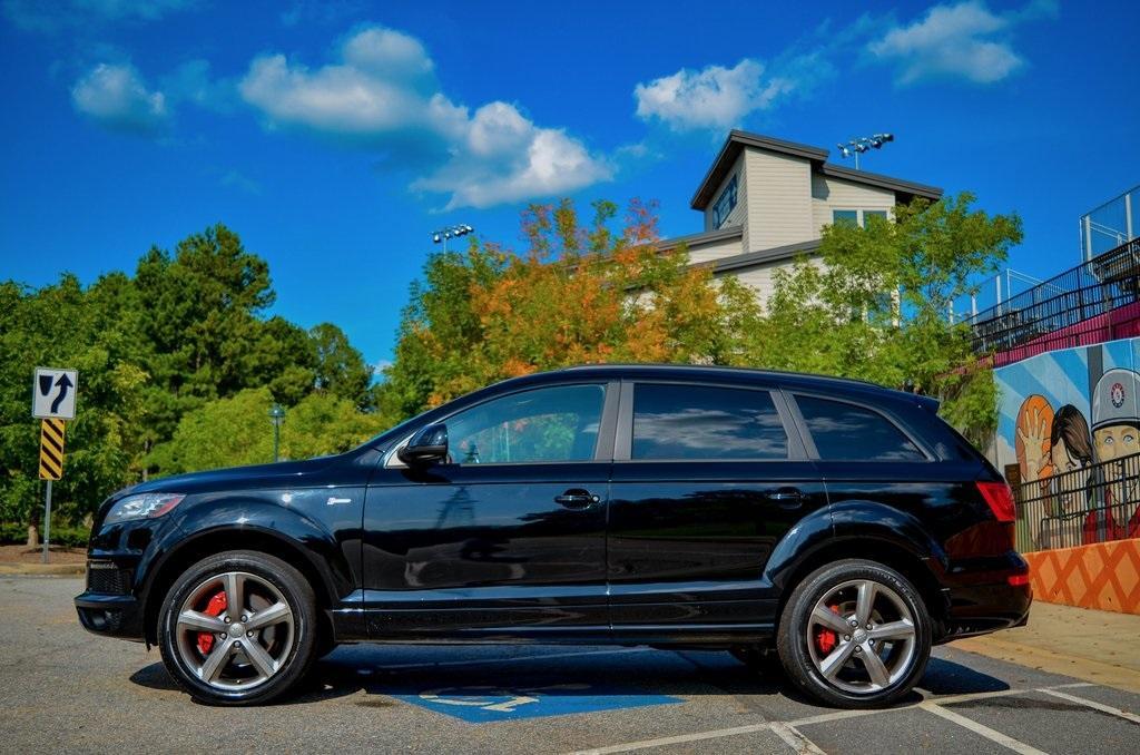 Used 2015 Audi Q7 3.0T S line Prestige | Sandy Springs, GA