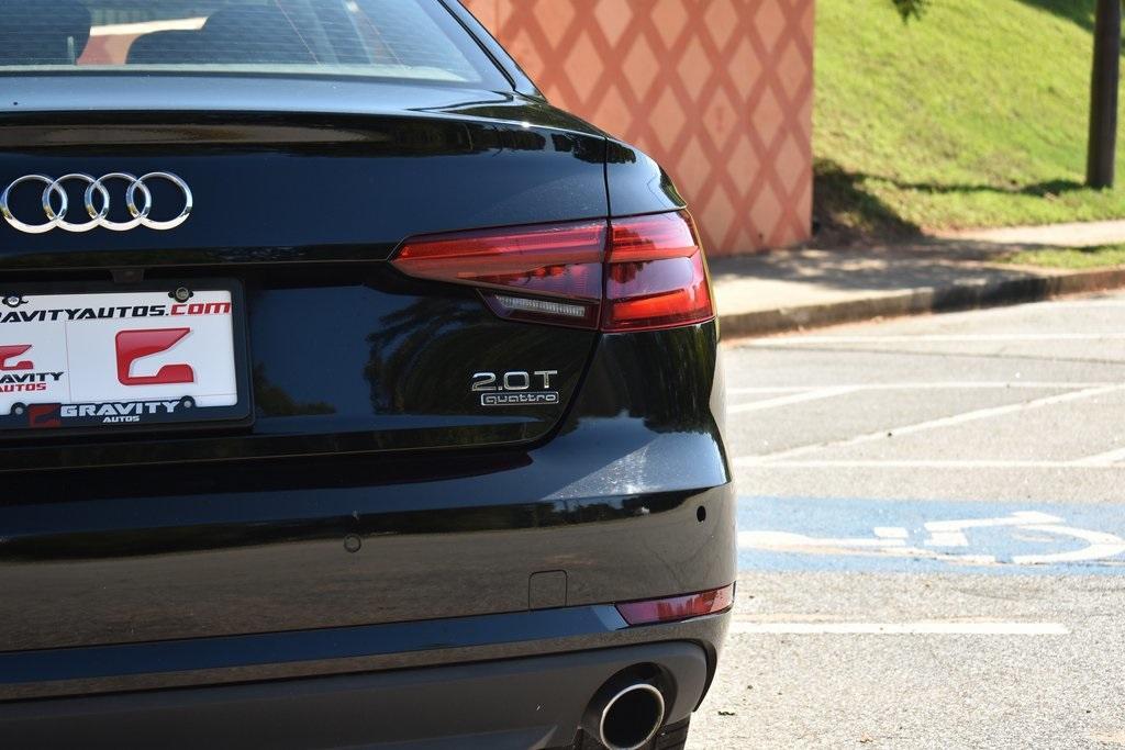 Used 2017 Audi A4 2.0T Premium | Sandy Springs, GA