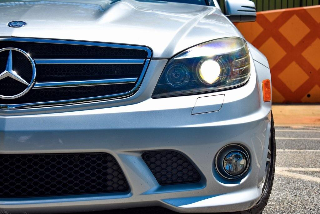 Used 2011 Mercedes-Benz C-Class C 63 AMG® | Sandy Springs, GA