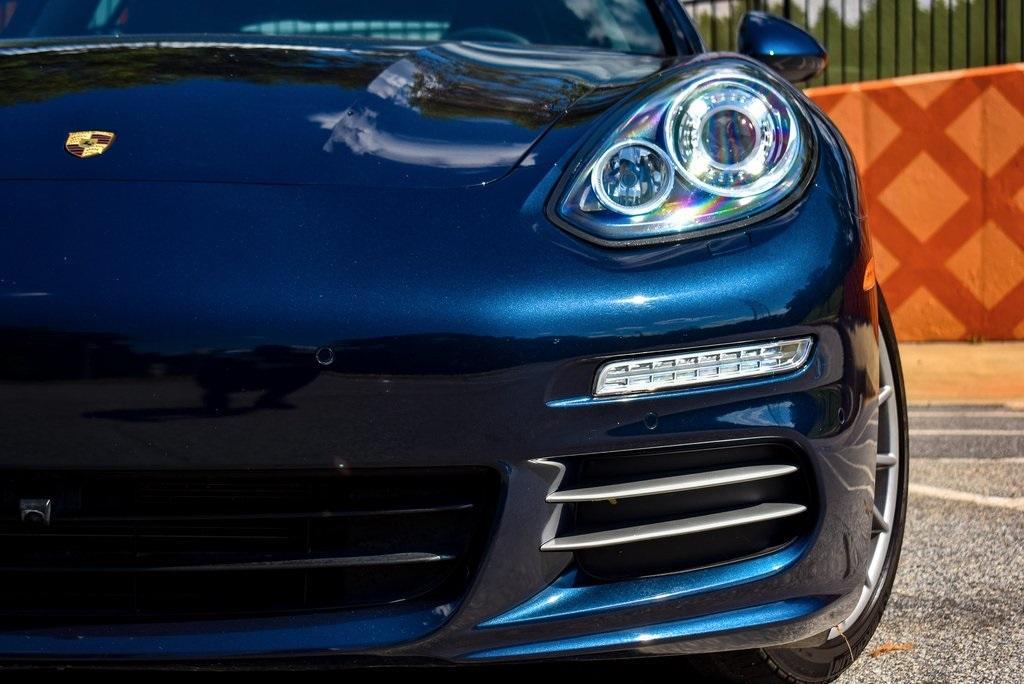 Used 2015 Porsche Panamera 4 | Sandy Springs, GA