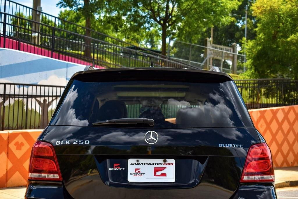 Used 2015 Mercedes-Benz GLK GLK 250 | Sandy Springs, GA