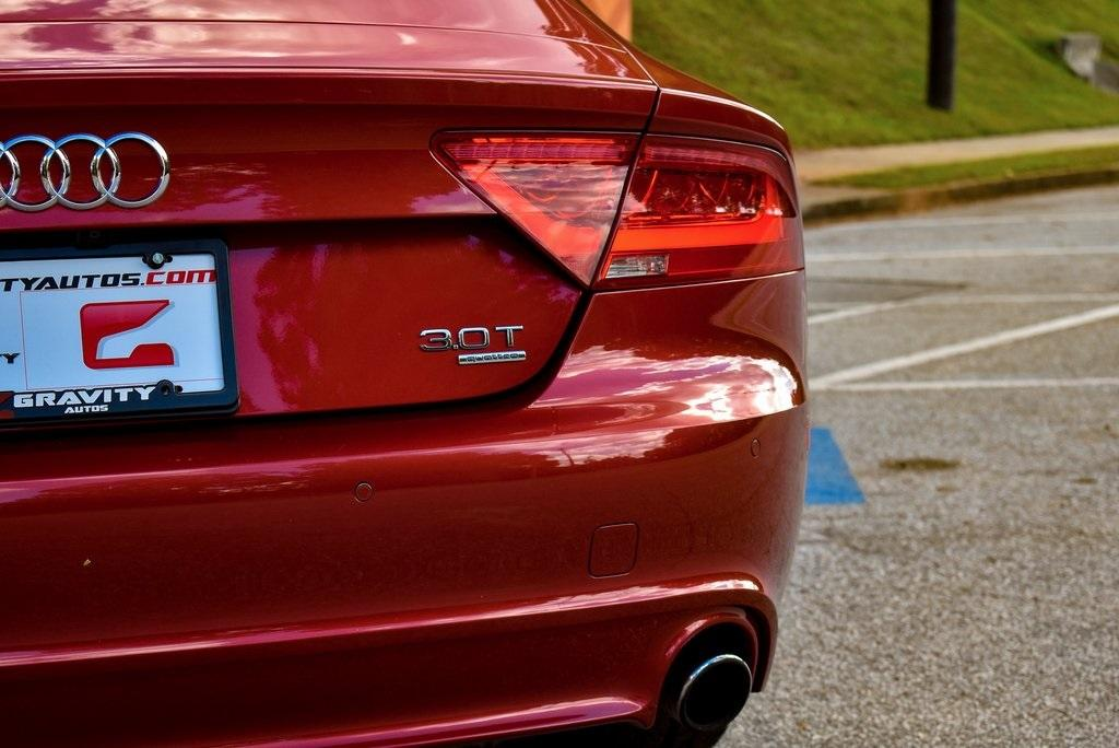 Used 2015 Audi A7 Triptronic | Sandy Springs, GA