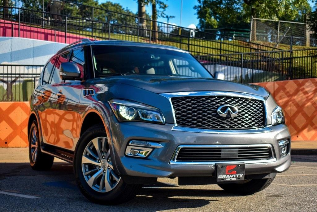 Used 2016 INFINITI QX80 Base | Sandy Springs, GA