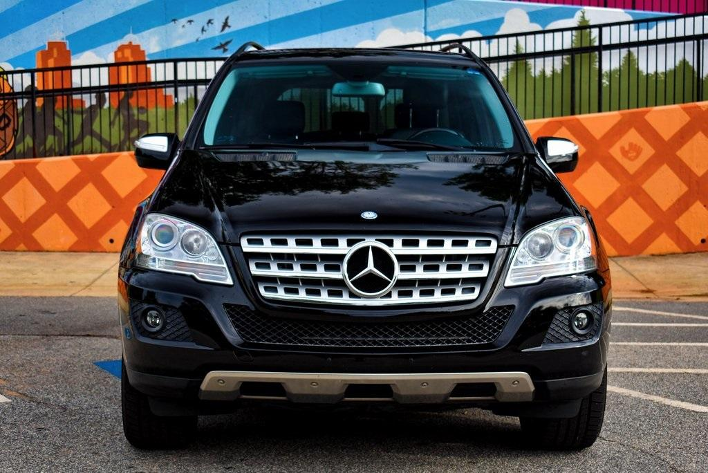 Used 2010 Mercedes-Benz M-Class ML 350 | Sandy Springs, GA