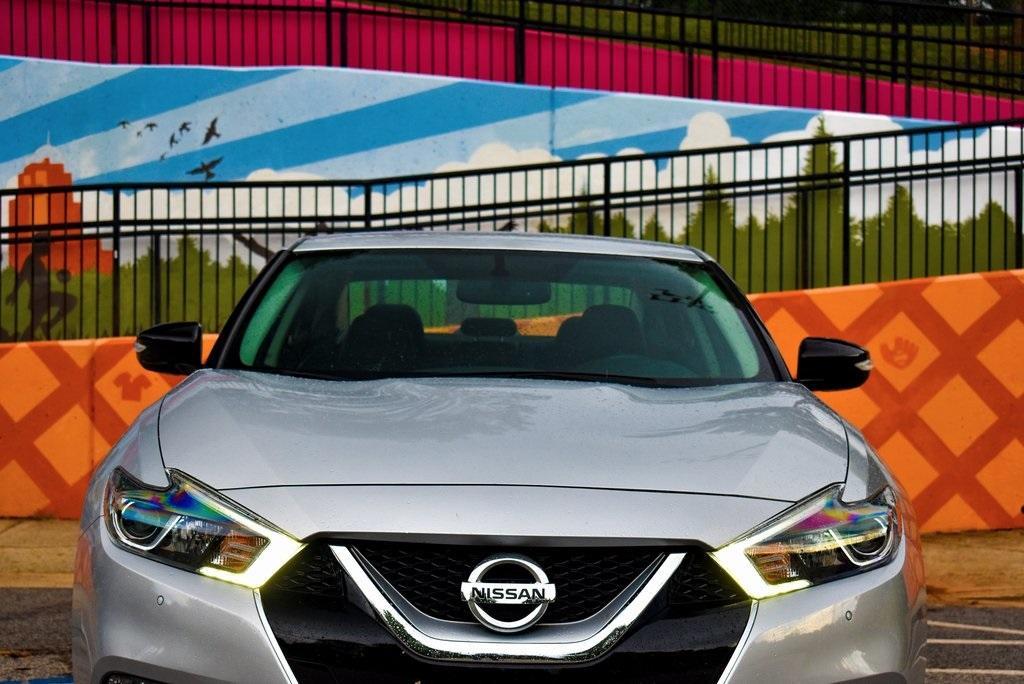 Used 2017 Nissan Maxima 3.5 SV | Sandy Springs, GA