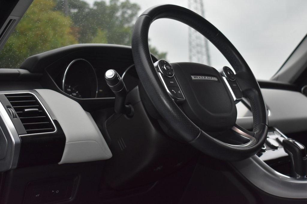 Used 2016 Land Rover Range Rover Sport 3.0L V6 Supercharged HSE | Sandy Springs, GA
