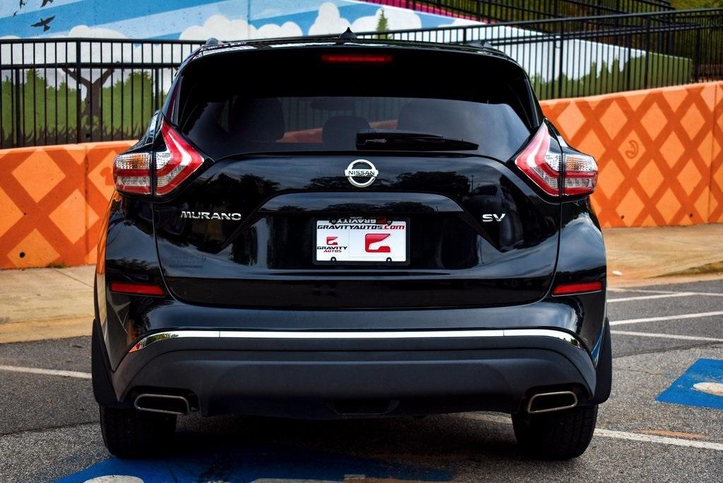 Used 2016 Nissan Murano SV | Sandy Springs, GA