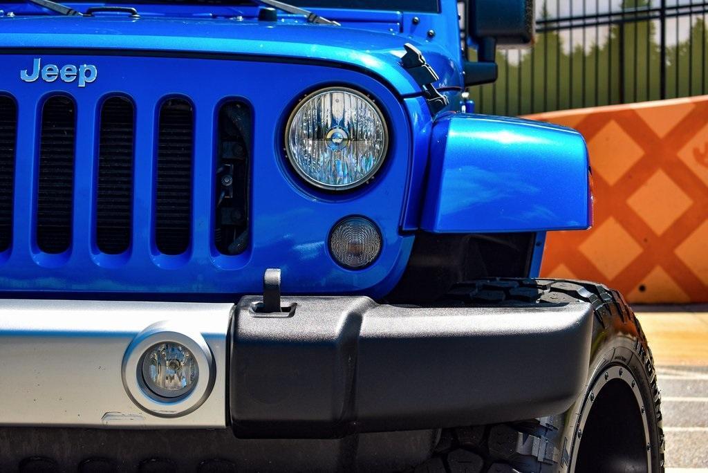 Used 2015 Jeep Wrangler Unlimited Sahara | Sandy Springs, GA
