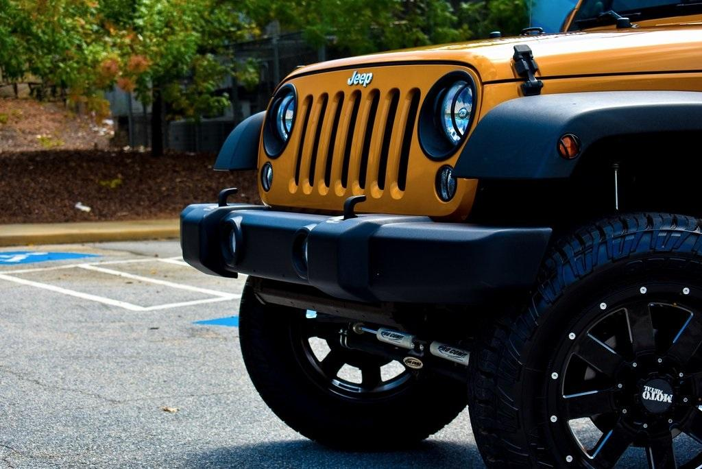 Used 2014 Jeep Wrangler Unlimited Sport | Sandy Springs, GA