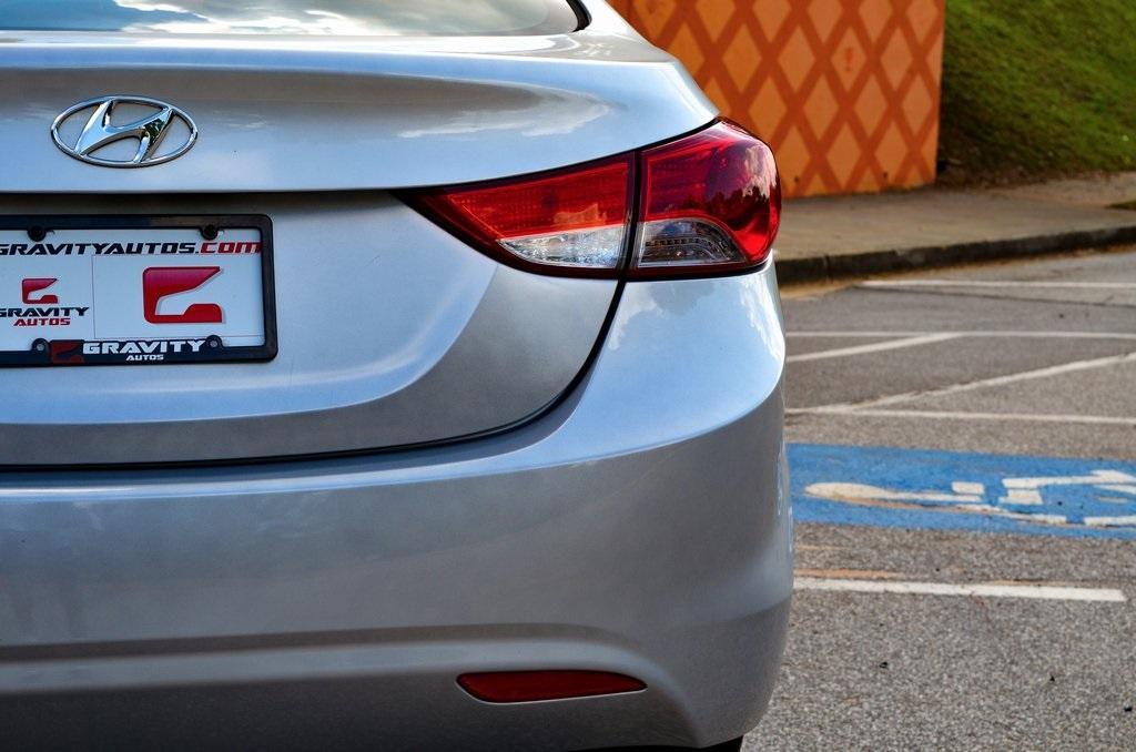 Used 2013 Hyundai Elantra GLS | Sandy Springs, GA