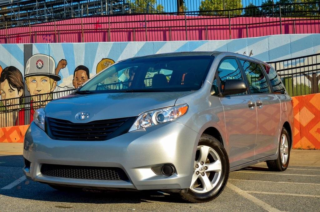 Used 2016 Toyota Sienna L | Sandy Springs, GA