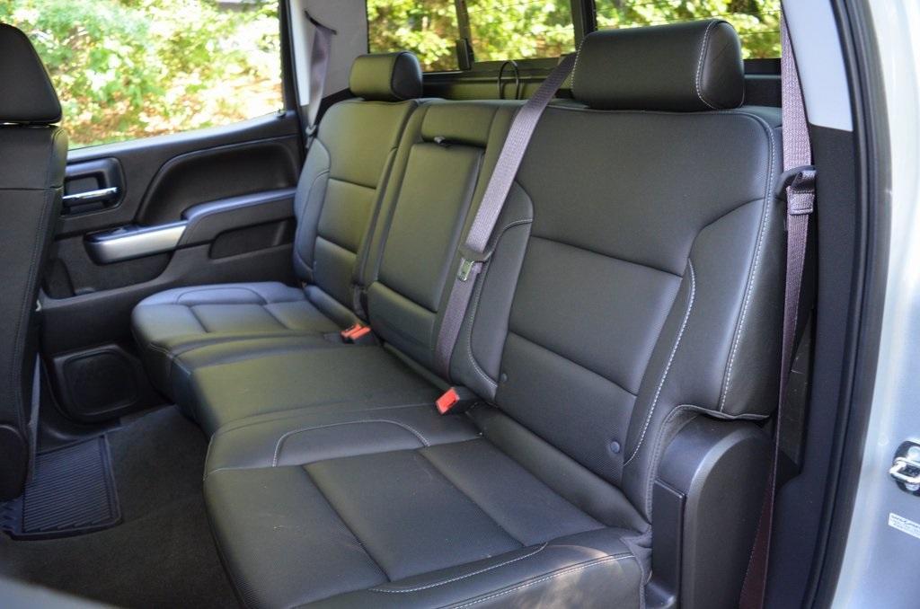 Used 2017 Chevrolet Silverado 1500 LTZ | Sandy Springs, GA