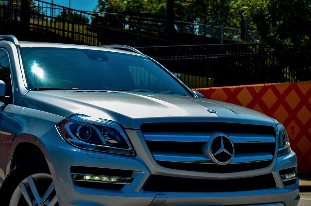 Used 2015 Mercedes-Benz GL-Class GL 450 | Sandy Springs, GA