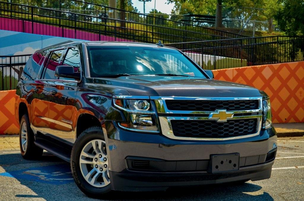 Used 2017 Chevrolet Suburban LT | Sandy Springs, GA