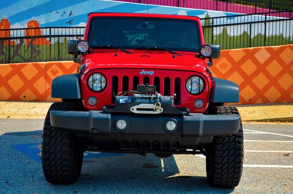 Used 2014 Jeep Wrangler Unlimited Sport | Sandy Springs, GA