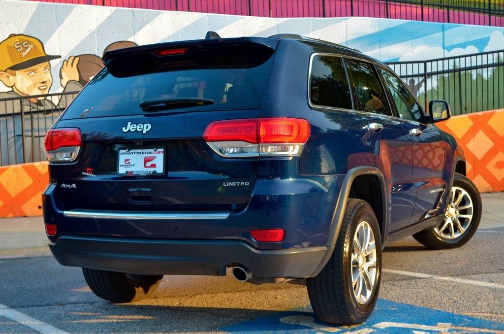 Used 2015 Jeep Grand Cherokee Limited | Sandy Springs, GA