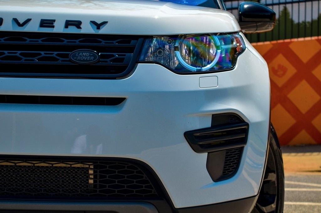 Used 2017 Land Rover Discovery Sport SE | Sandy Springs, GA
