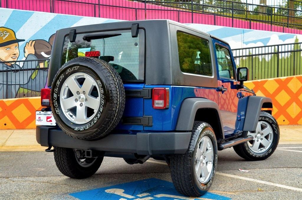 Used 2010 Jeep Wrangler Sport | Sandy Springs, GA