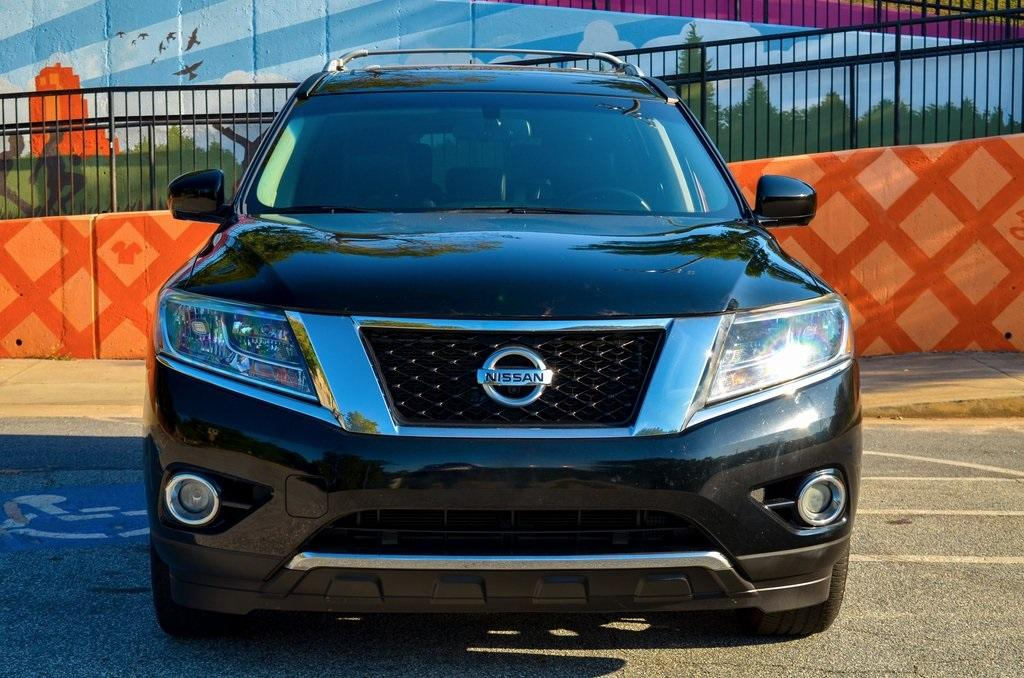 Used 2014 Nissan Pathfinder Platinum | Sandy Springs, GA