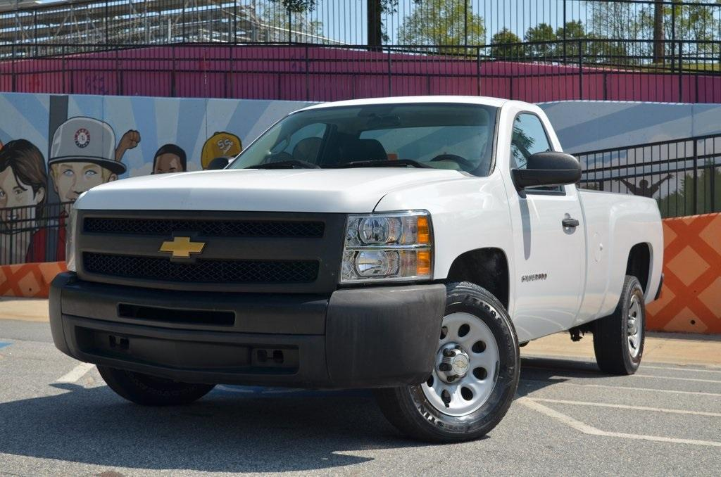 2013 Chevrolet Silverado 1500 Work Truck Stock 256754 For Sale Near Sandy Springs Ga Ga Chevrolet Dealer