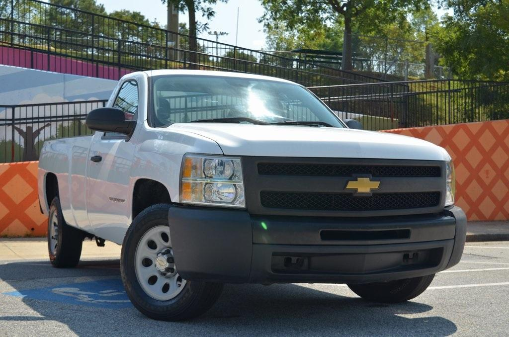 Used 2013 Chevrolet Silverado 1500 Work Truck | Sandy Springs, GA