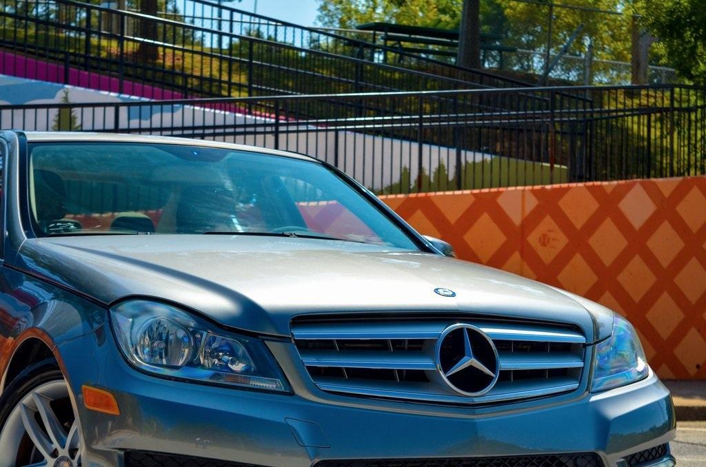 Used 2012 Mercedes-Benz C-Class C 250   Sandy Springs, GA