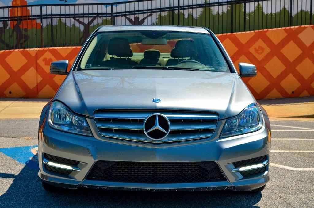 Used 2012 Mercedes-Benz C-Class C 250 | Sandy Springs, GA