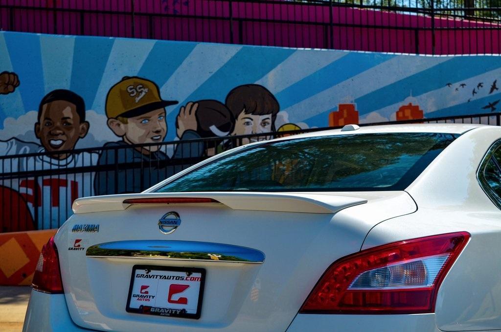 Used 2011 Nissan Maxima 3.5 SV | Sandy Springs, GA