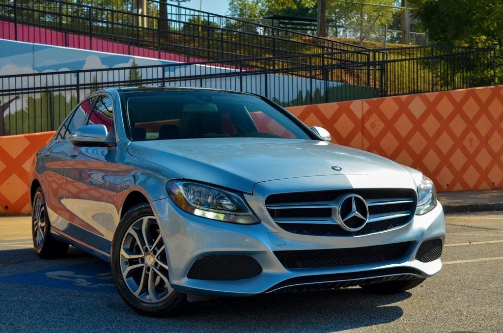 Used 2015 Mercedes-Benz C-Class C 300 | Sandy Springs, GA