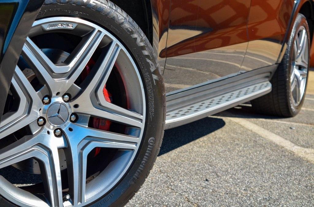 Used 2013 Mercedes-Benz GL-Class GL 63 AMG® | Sandy Springs, GA
