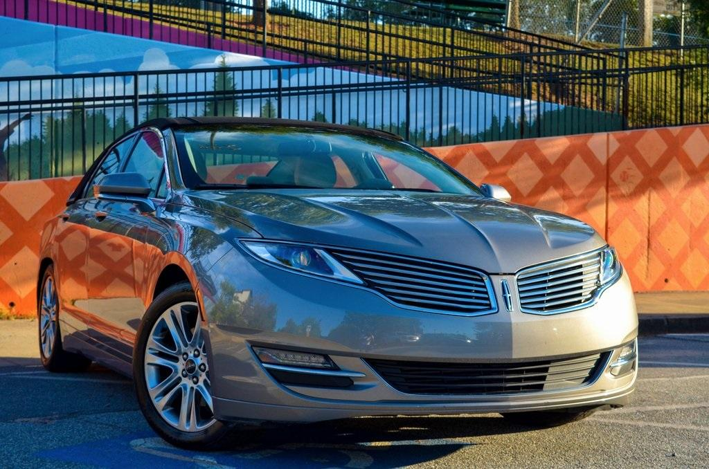 Used 2016 Lincoln MKZ Base | Sandy Springs, GA