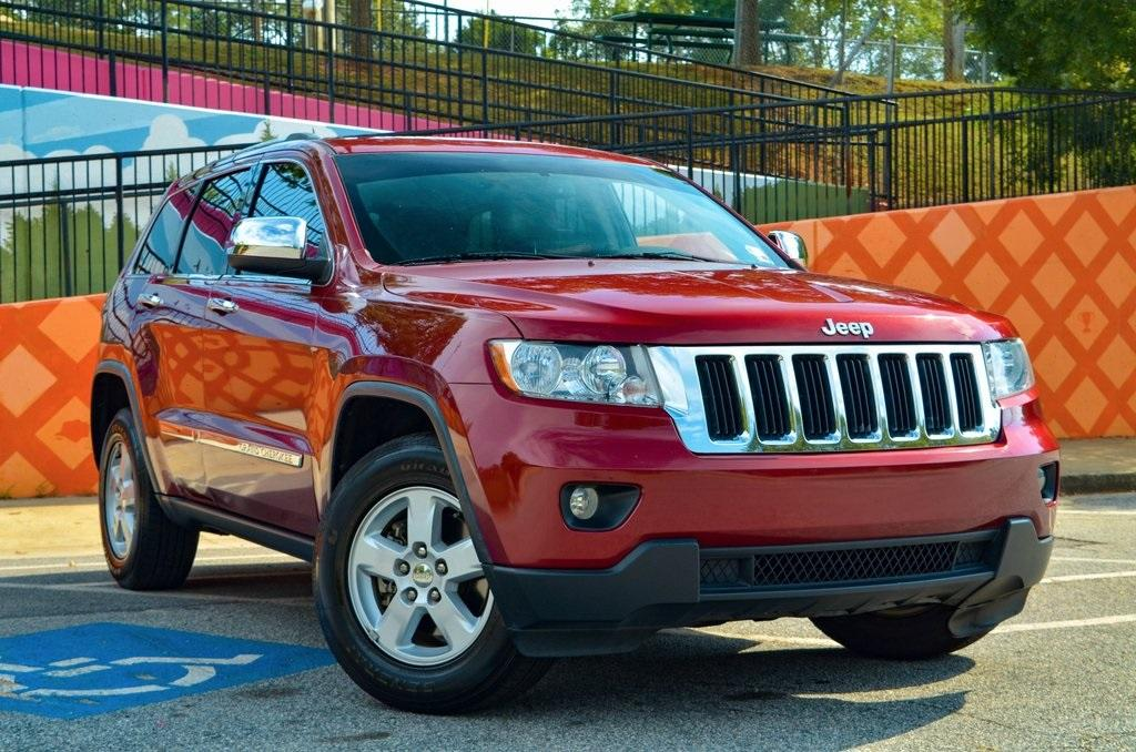 Used 2012 Jeep Grand Cherokee Laredo | Sandy Springs, GA