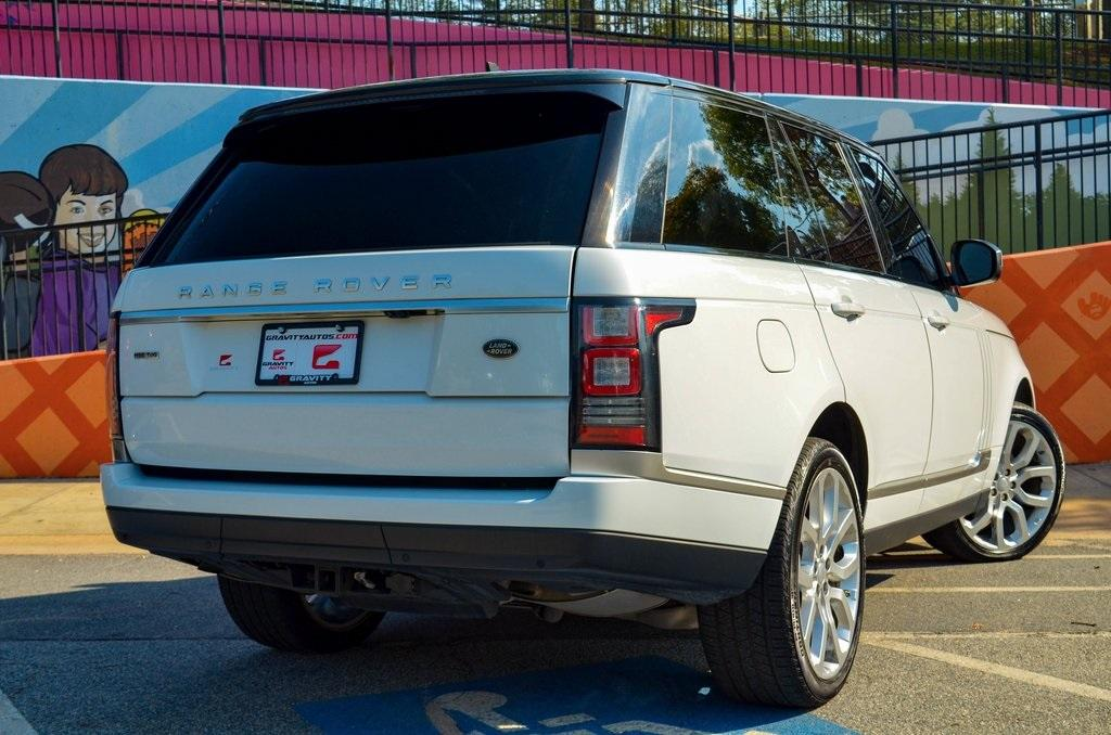 Used 2016 Land Rover Range Rover HSE | Sandy Springs, GA