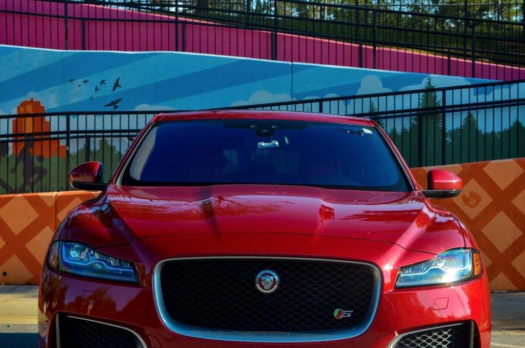 Used 2017 Jaguar F-PACE S | Sandy Springs, GA