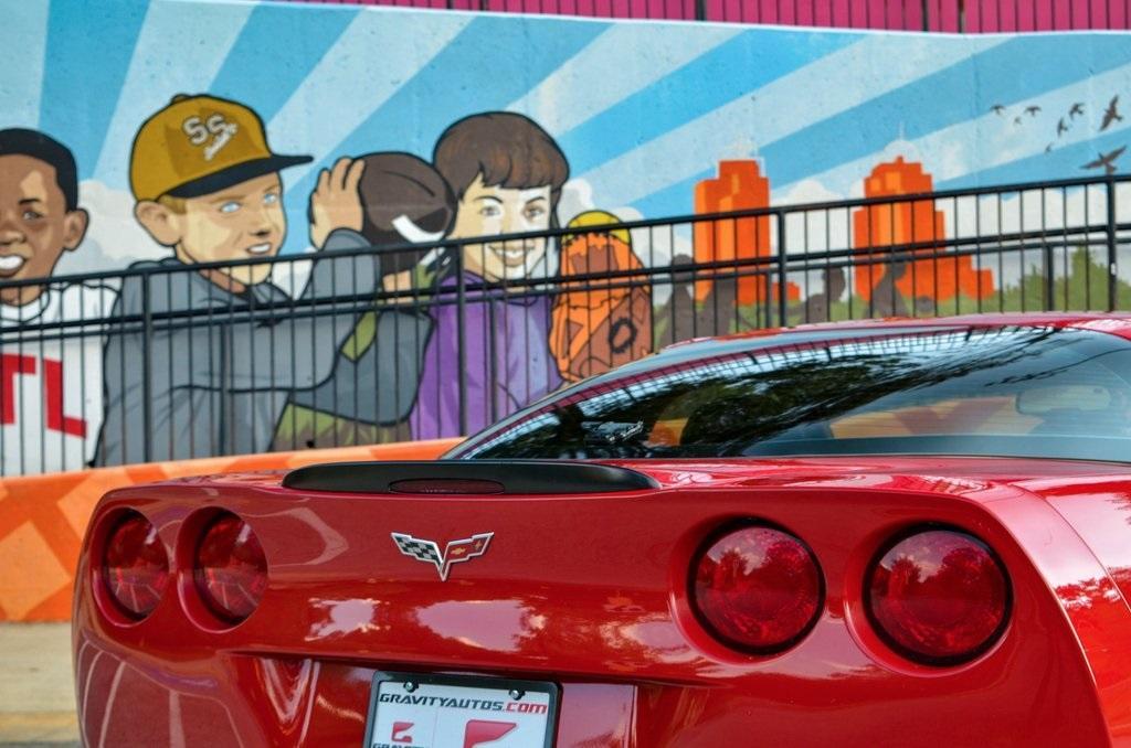 Used 2009 Chevrolet Corvette Z06   Sandy Springs, GA