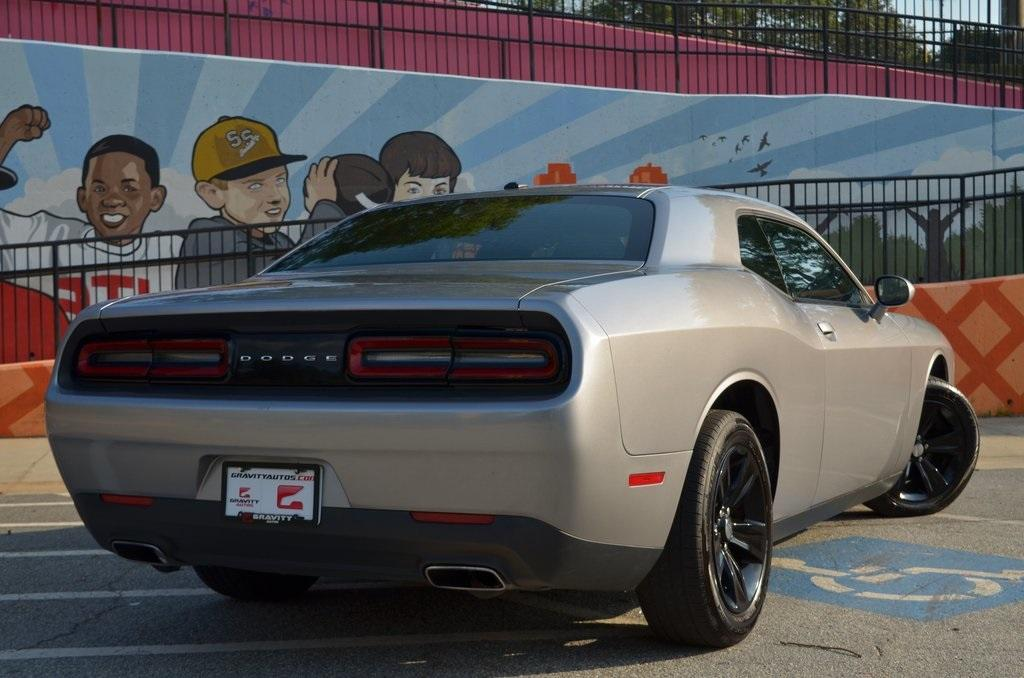 Used 2017 Dodge Challenger SXT | Sandy Springs, GA