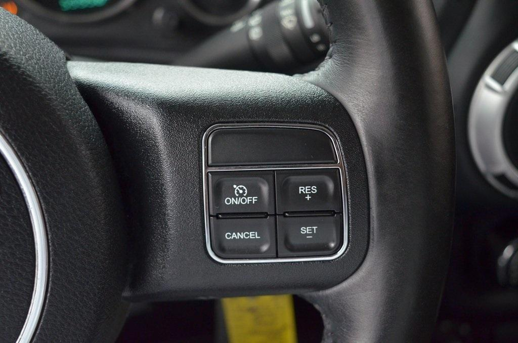 Used 2016 Jeep Wrangler Unlimited Sahara | Sandy Springs, GA