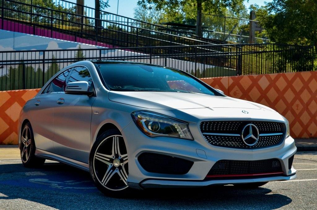 Used 2016 Mercedes-Benz CLA CLA 250 | Sandy Springs, GA