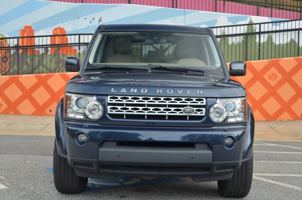 Used 2012 Land Rover LR4 HSE | Sandy Springs, GA