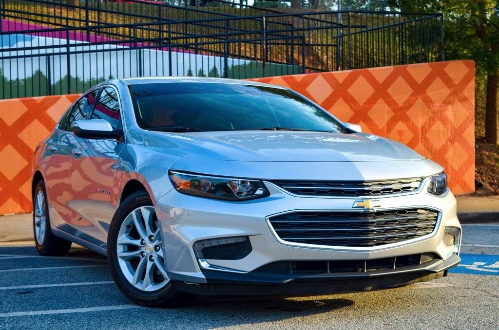 Used 2016 Chevrolet Malibu LT | Sandy Springs, GA