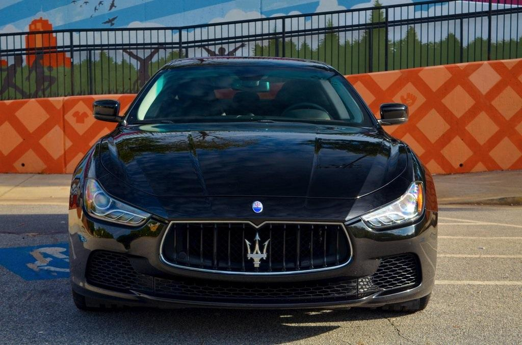 Used 2016 Maserati Ghibli Base | Sandy Springs, GA