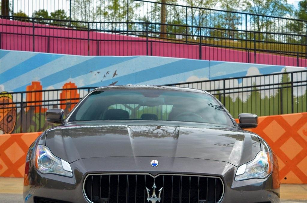 Used 2016 Maserati Quattroporte S | Sandy Springs, GA
