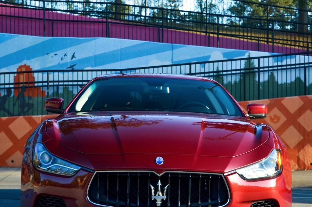 Used 2016 Maserati Ghibli Base | Sandy Springs, GA