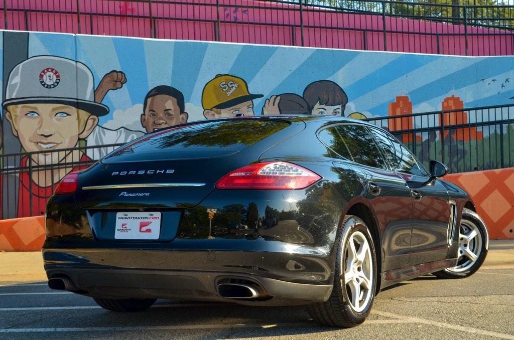 Used 2011 Porsche Panamera 2 | Sandy Springs, GA