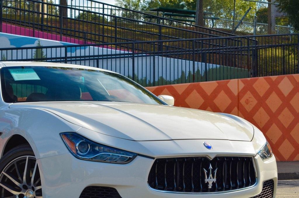 Used 2016 Maserati Ghibli S Q4 | Sandy Springs, GA