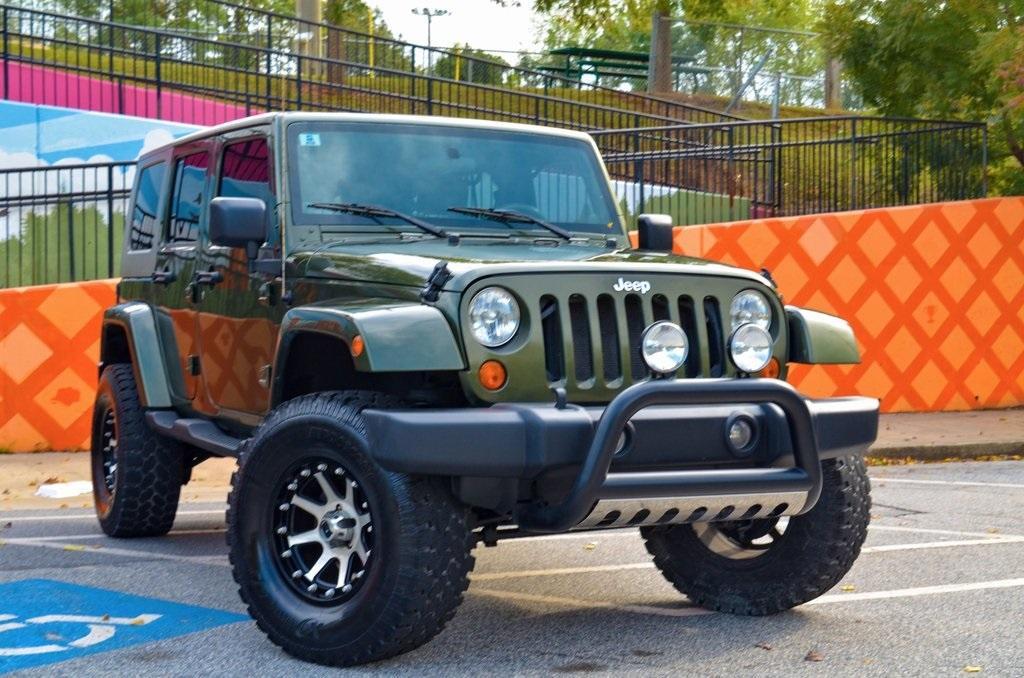 Used 2007 Jeep Wrangler Unlimited Sahara | Sandy Springs, GA