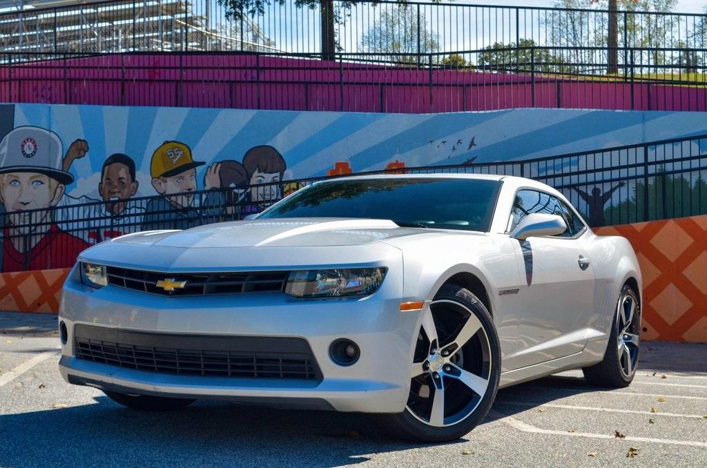 Used 2015 Chevrolet Camaro 1LT | Sandy Springs, GA